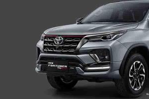 Melihat Lebih Dekat Toyota New Fortuner yang Tembus Sampai Rp704 juta, Pajero Lebih Murah!