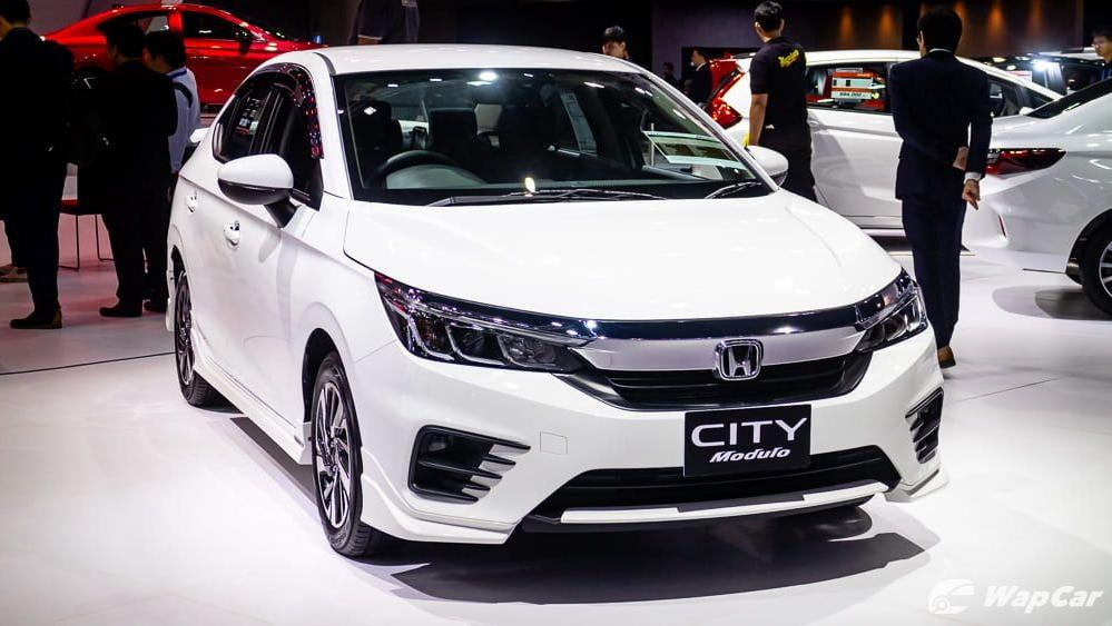 Honda City 2019 Exterior 106