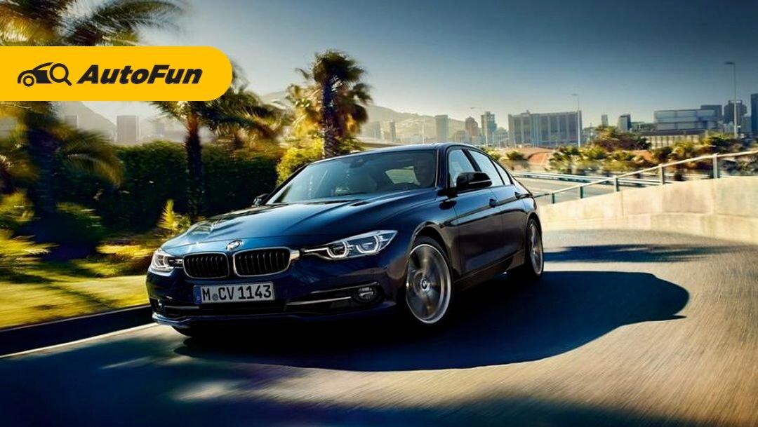 Penjualan Mobil BMW Seri 3 Laris Manis di Indonesia, Nyaris Tak Terdampak Covid-19 01