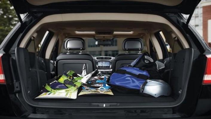 Dodge Journey 2019 Interior 010