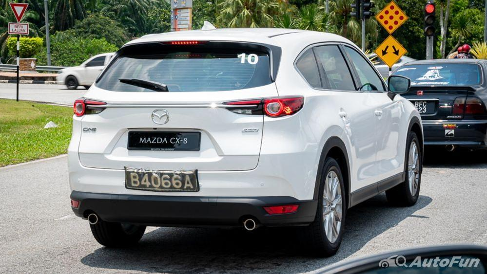 Mazda CX 8 2019 Exterior 009