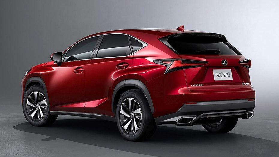 Lexus NX 2019 Exterior 005