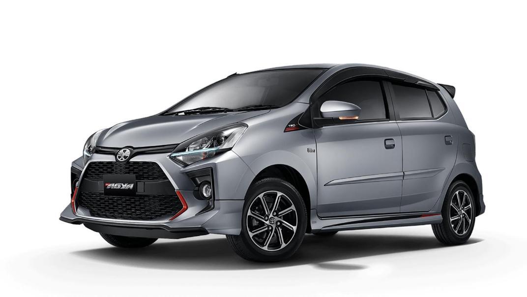 Toyota Agya 2020 Exterior 001