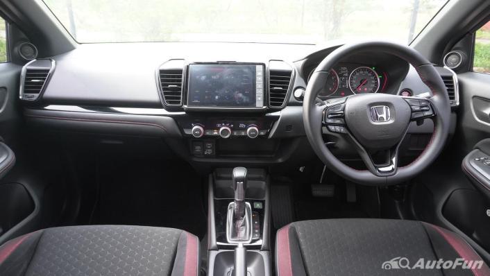 2021 Honda City Hatchback RS 1.5 CVT Interior 001