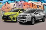 Toyota Yaris TRD CVT vs Mitsubishi Xpander Cross Premium AT, Mana yang Cocok Sebagai Mobil Keluarga Muda Harga Rp 300 Jutaan?