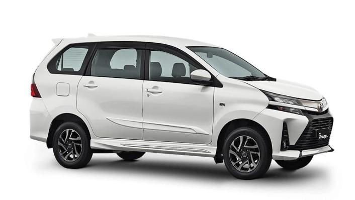 Toyota Avanza Veloz 2019 Exterior 006