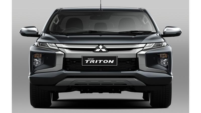 Overview Mobil: Mobil Mitsubishi Triton HDX MT Single Cab 4WD dibanderol dengan harga mulai dari Rp4,896,500 - 244,500 02