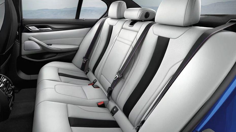 BMW M5 2019 Interior 013