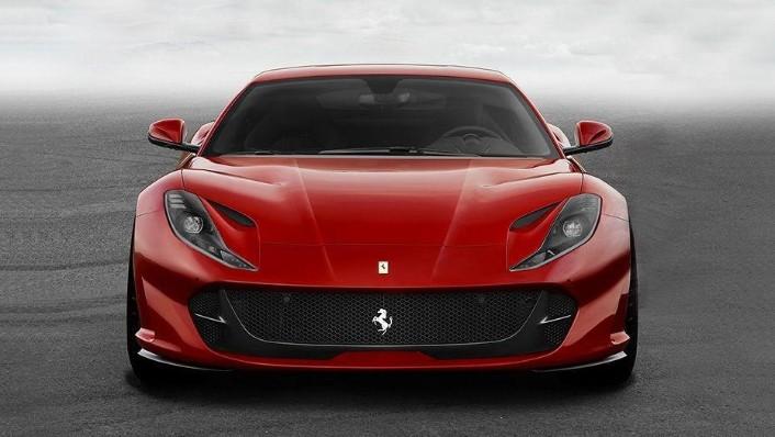 Ferrari 812 Superfast 2019 Exterior 002