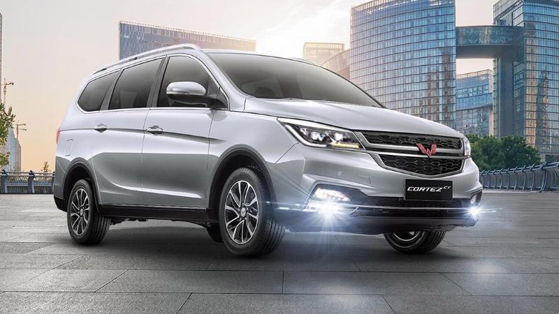 Lihatlah mobil-mobil baru yang memikat pada tahun 2020, Wuling Cortez CT 2020,Honda CR-V 2020,Toyota Agya2020... 02