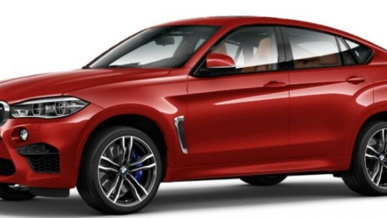 BMW X6 M 2019 Others 006