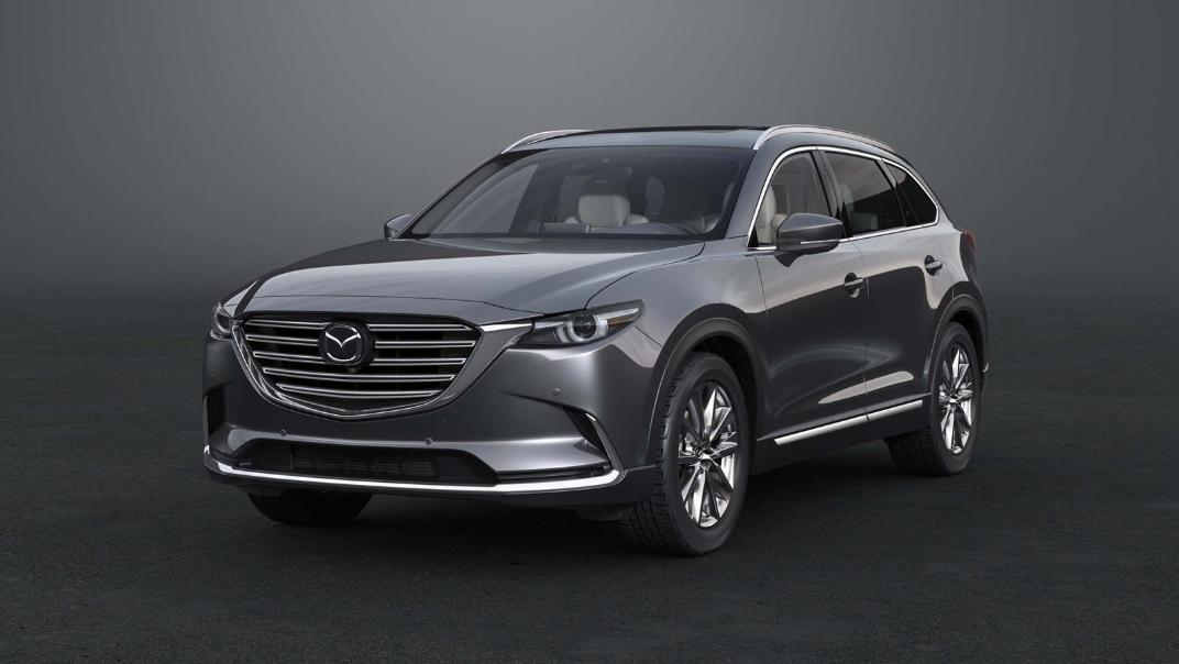 Mazda CX 9 2019 Exterior 010