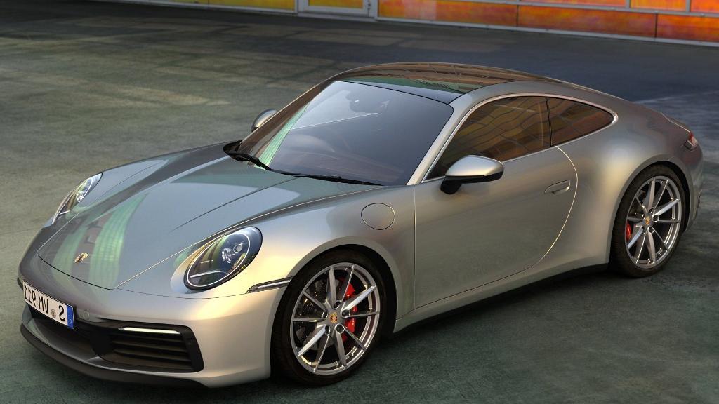 Porsche 911 2019 Exterior 058