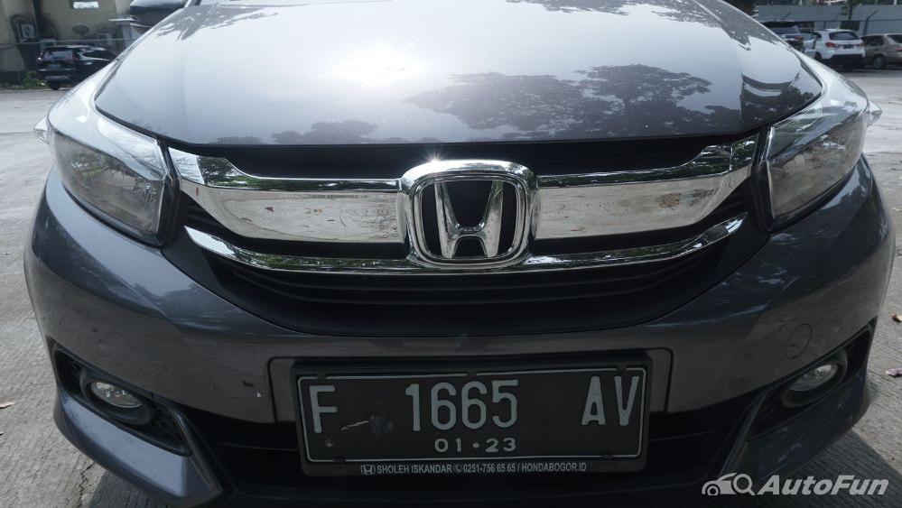 Honda Mobilio E CVT Exterior 017