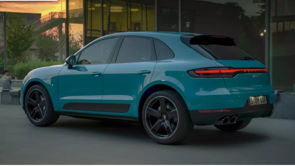 Porsche Macan 2019 Exterior 005