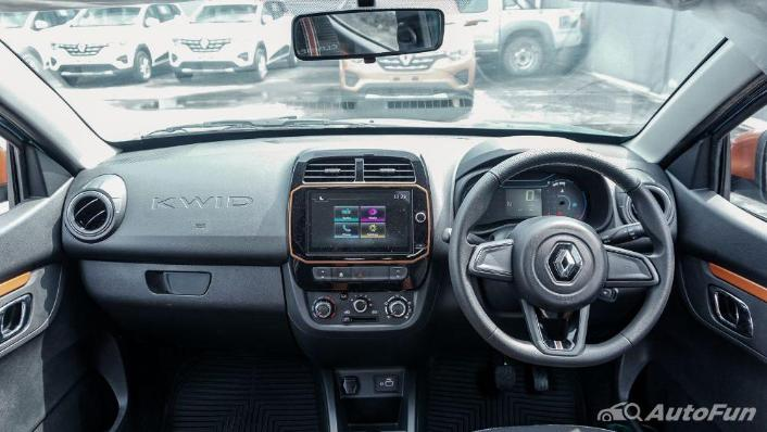 Renault Kwid 2019 Interior 002
