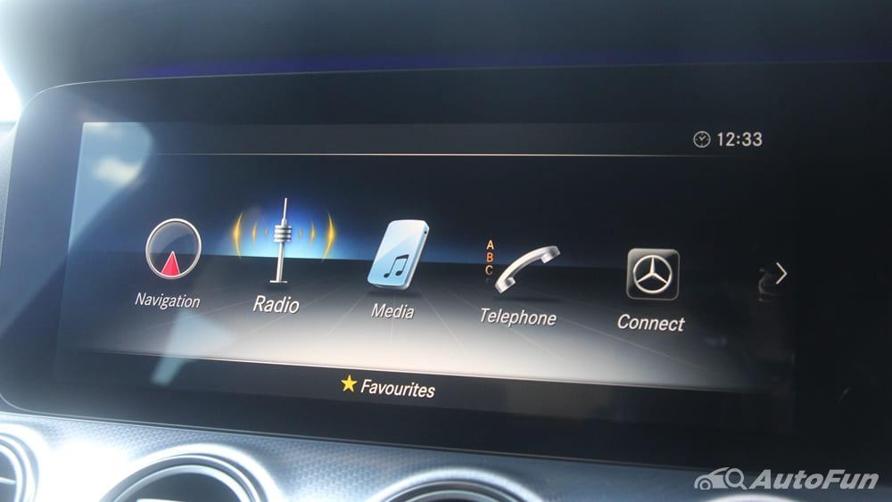 Mercedes-Benz E-Class 2019 Interior 138
