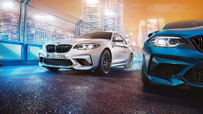 BMW M2 Coupe 2019 Exterior 002