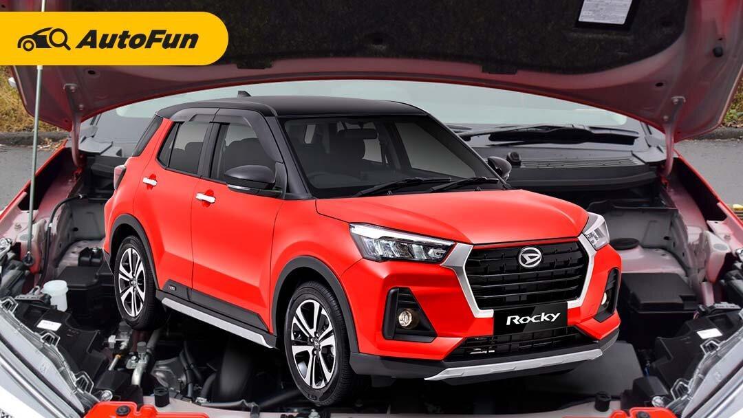 Benarkah Hasil Tes Konsumsi BBM Daihatsu Rocky Indonesia Lebih Irit Dari Sigra? 01