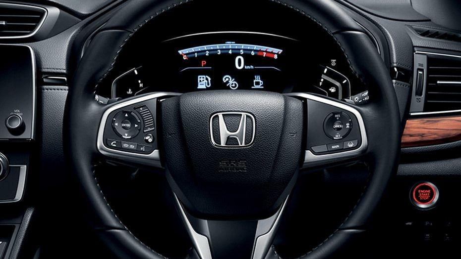 Honda CRV 2019 Interior 002