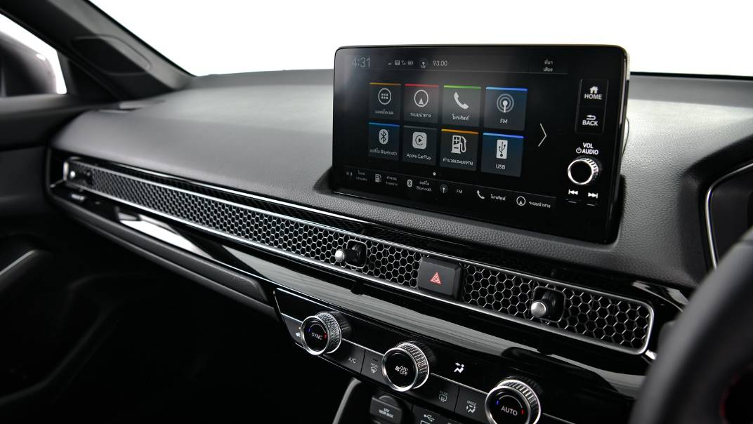 2022 Honda Civic Upcoming Version Interior 056