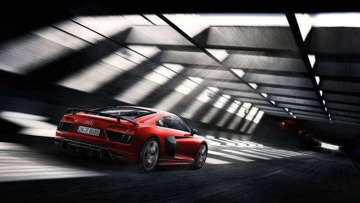Audi R8 2019 Exterior 003