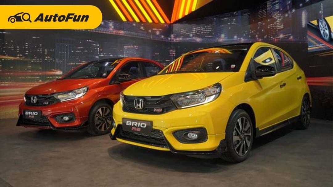 Penjualan Mobil Honda Turun Pada Mei 2021, Tapi Brio Tetap Jadi yang Terlaris 01