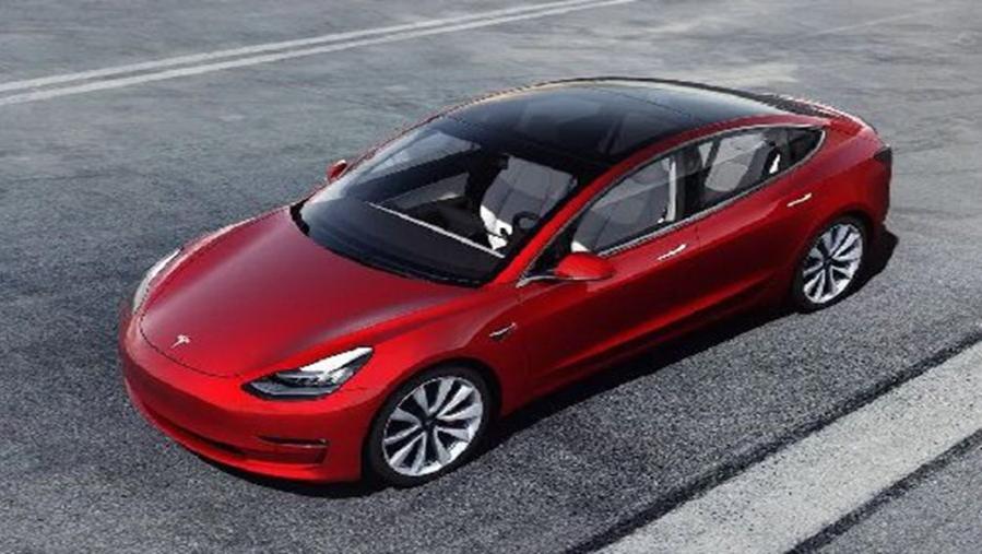 Tesla Model 3 2019 Exterior 002