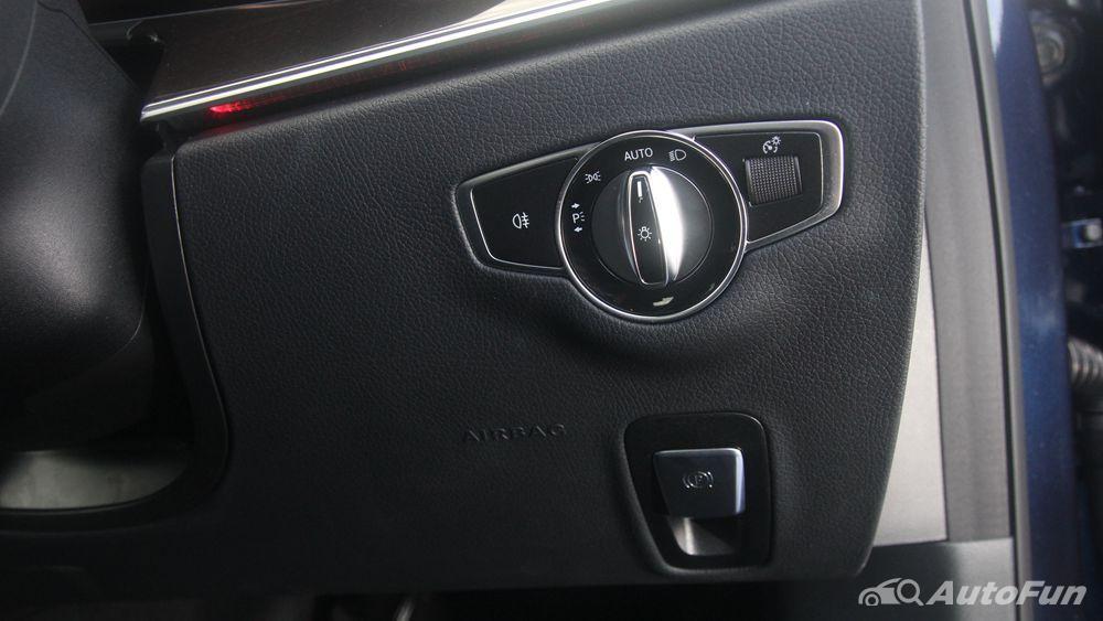 Mercedes-Benz E-Class 2019 Interior 018
