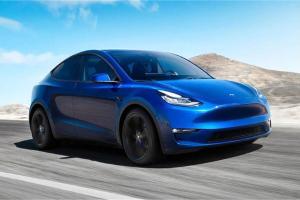 Pengen Tesla Model Y Tapi Kemahalan? Nih Ada Mobil Listrik Cina yang Mirip Harganya Cuma Rp200 Jutaan