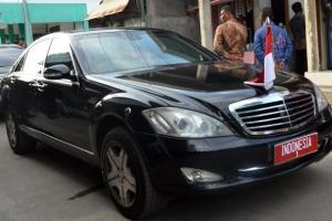 Seharga Xpander Baru, Ini Kelebihan Mercedes-Benz S-Class W221 yang Juga Dipakai Presiden SBY Hingga Jokowi