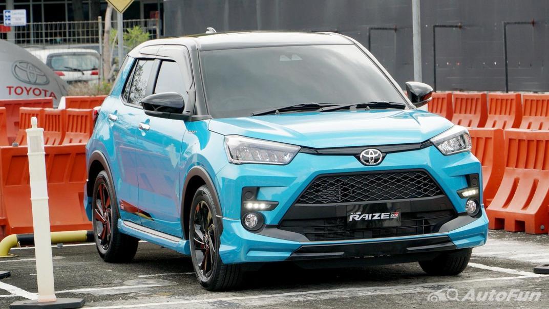 2021 Toyota Raize Exterior 003