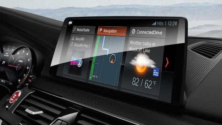 BMW M5 2019 Interior 006