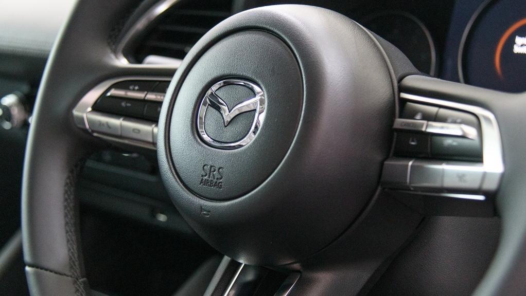 Mazda 3 2019 Interior 004