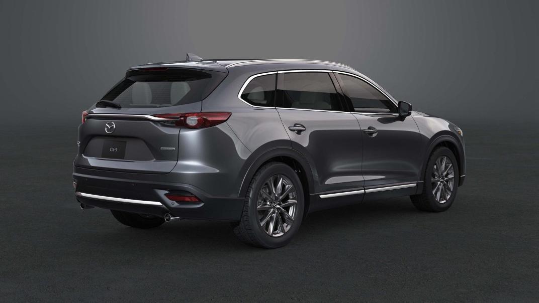 Mazda CX 9 2019 Exterior 011