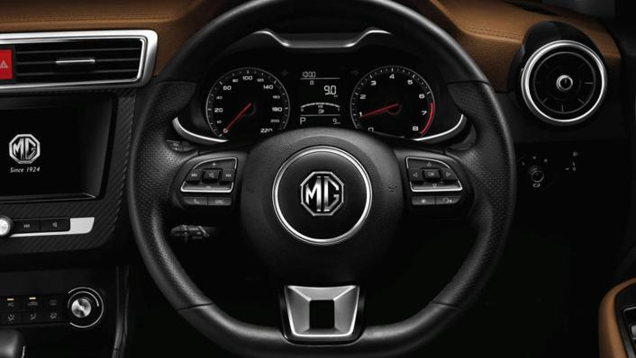 MG ZS-{id} Interior 001