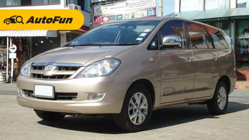 Nggak Usah Beli Fortuner, Toyota Kijang Innova Generasi Pertama Tak Kalah Tangguh 01