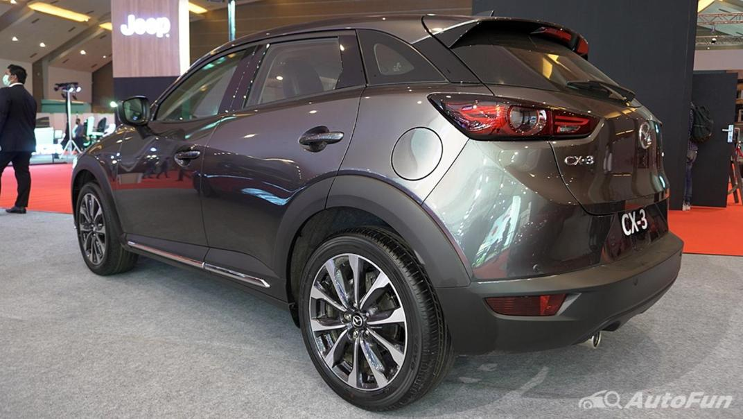 2021 Mazda CX-3 Exterior 004