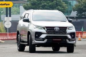 Demi Keselamatan, Toyota Recall Toyota Fortuner dan Toyota Hilux