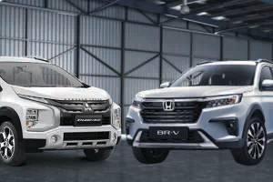 Komparasi All New Honda BR-V 2022 Vs Mitsubishi Xpander Cross, Mana yang Unggul dari Spesifikasi?