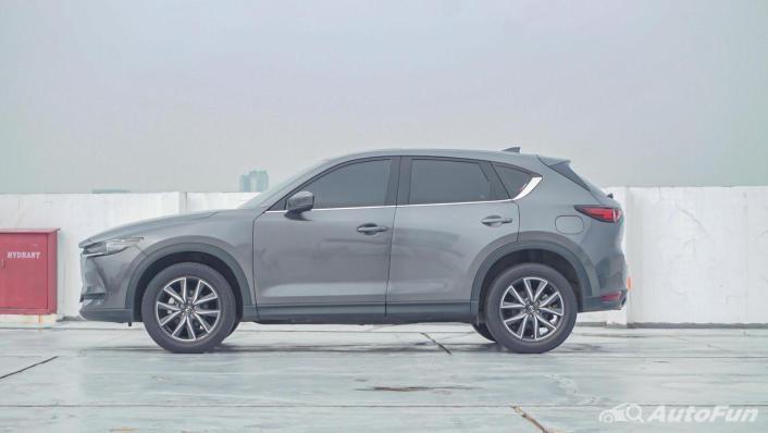 Mazda CX 5 Elite Exterior 007