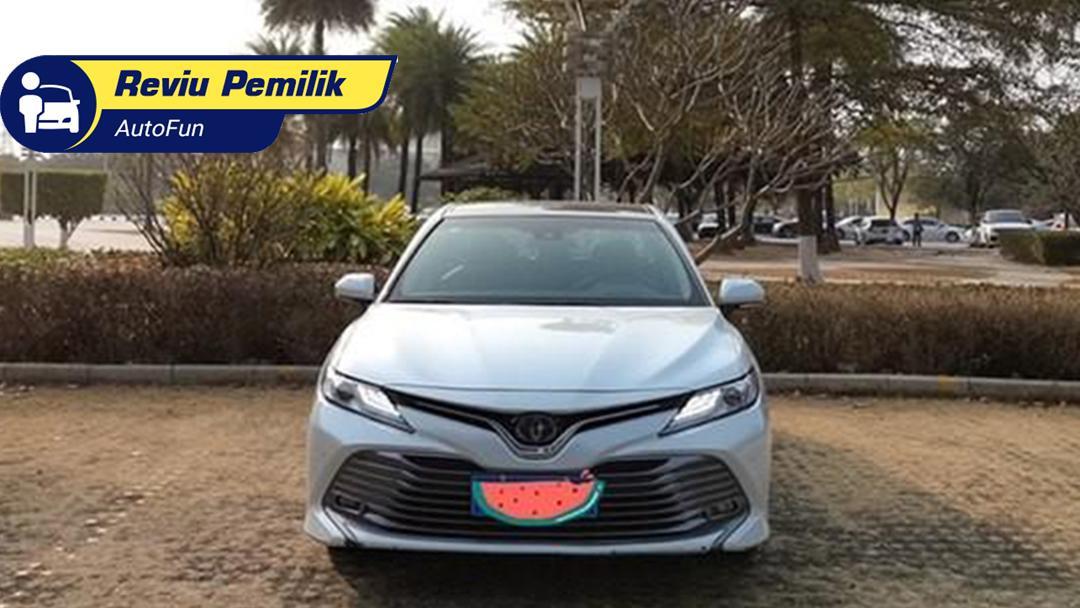 Review Pemilik: Kok bisa begitu irit? Pemilik Toyota Camry Hybrid dari China bisa membuat konsumsi BBM nya serendah 1L/20KM 01