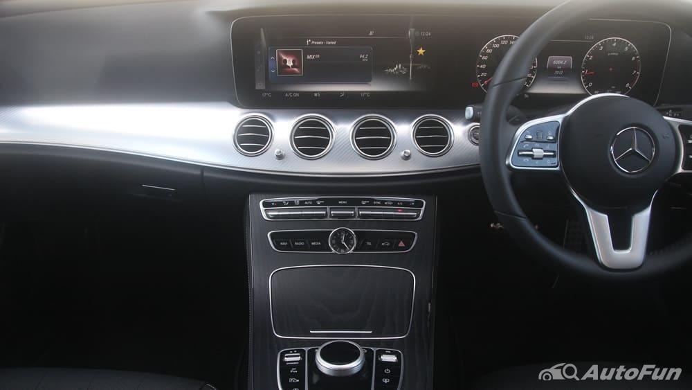Mercedes-Benz E-Class 2019 Interior 127