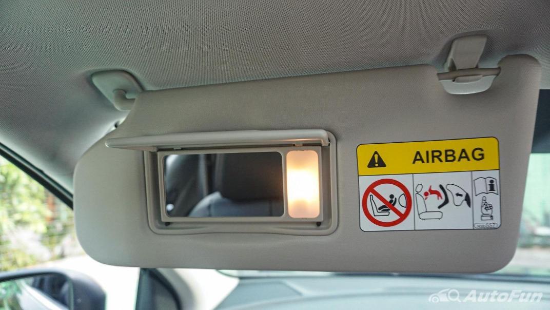 Mitsubishi Eclipse Cross 1.5L Interior 076