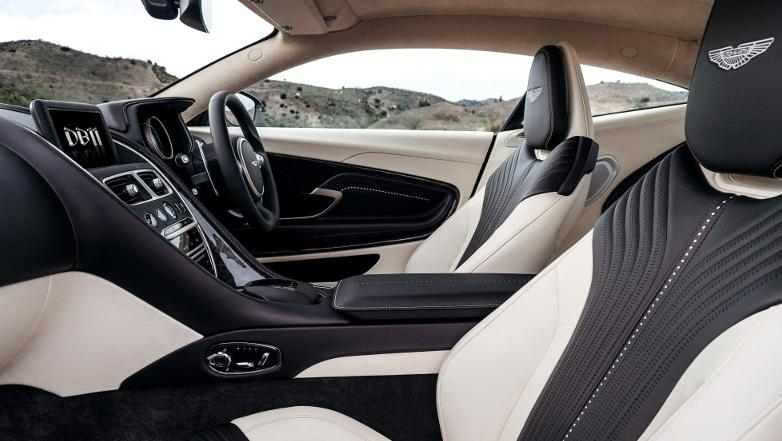 Aston Martin DB11 2019 Interior 007