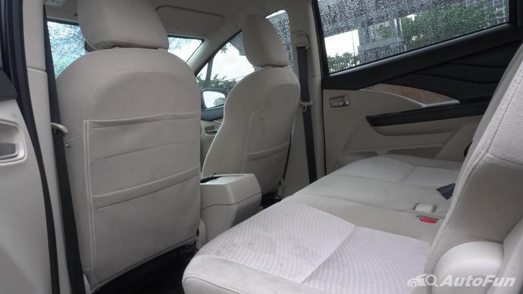2020 Mitsubishi Xpander Ultimate A/T Interior 037