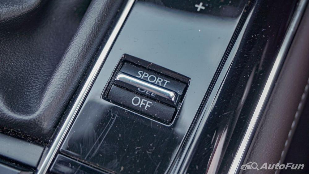 Mazda CX 30 GT Interior 035