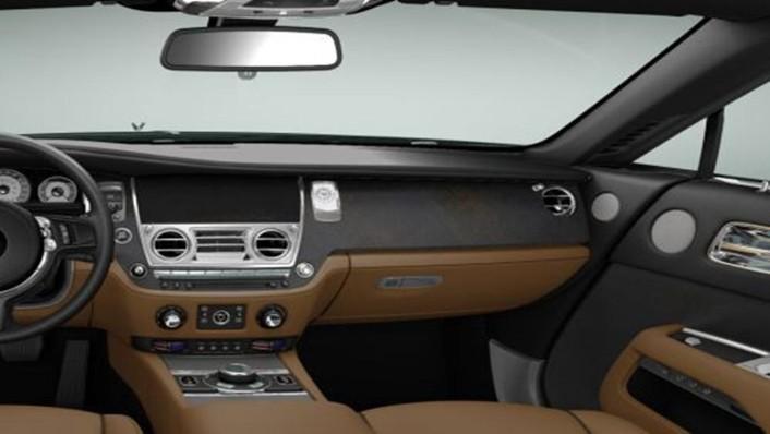 Rolls Royce Wraith 2019 Interior 006