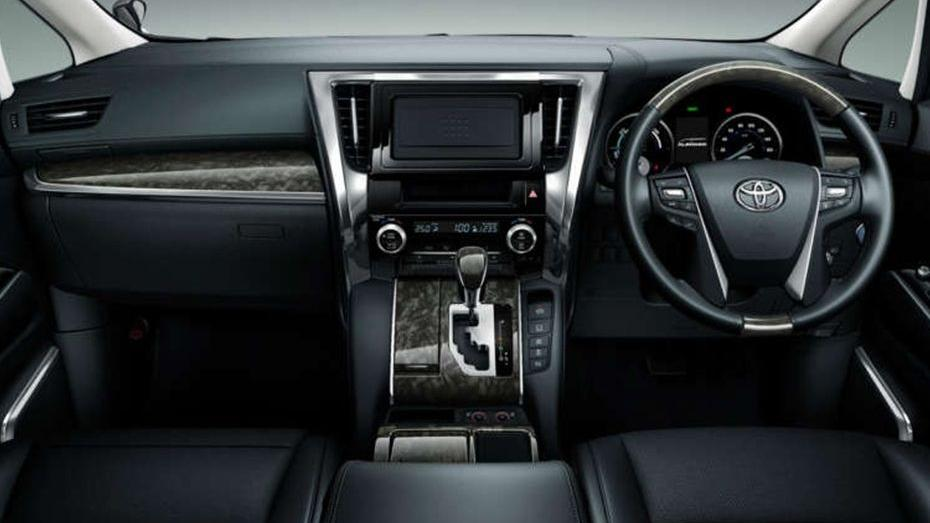 Toyota Vellfire 2019 Interior 002