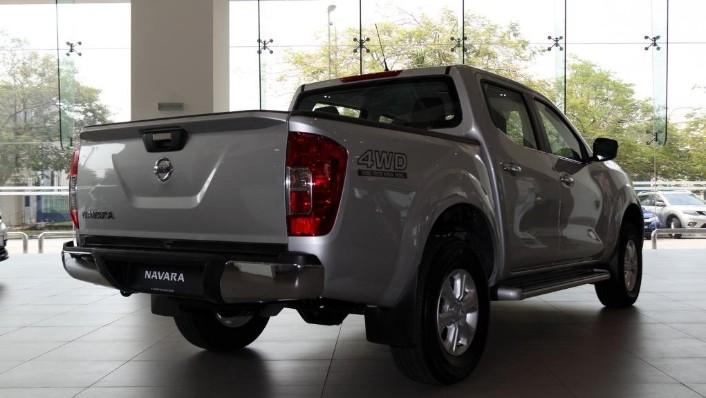Nissan Navara 2019 Exterior 002